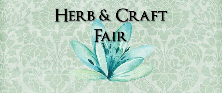 FUUN Herb & Craft Fair is April 30th