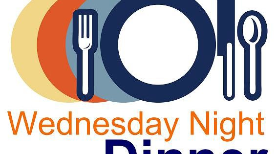 Wednesday Night Dinners will be on break June and July