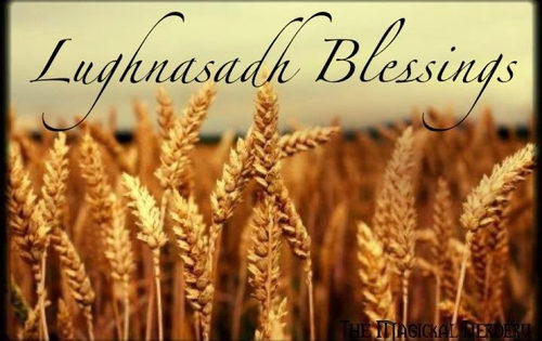 Lughnasadh Celebration (Wheat Harvest Festival)